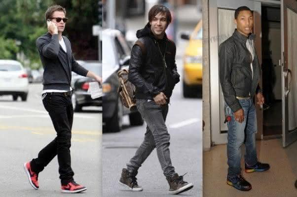 Use com calça jeans.