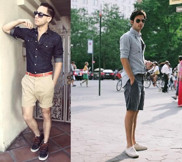 short-masculino-estilo