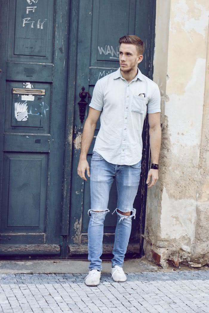 calca-destroyed-moda-masculina-camisa