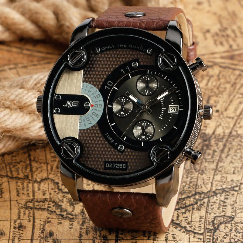 9153d513391 Onde comprar relógios masculinos