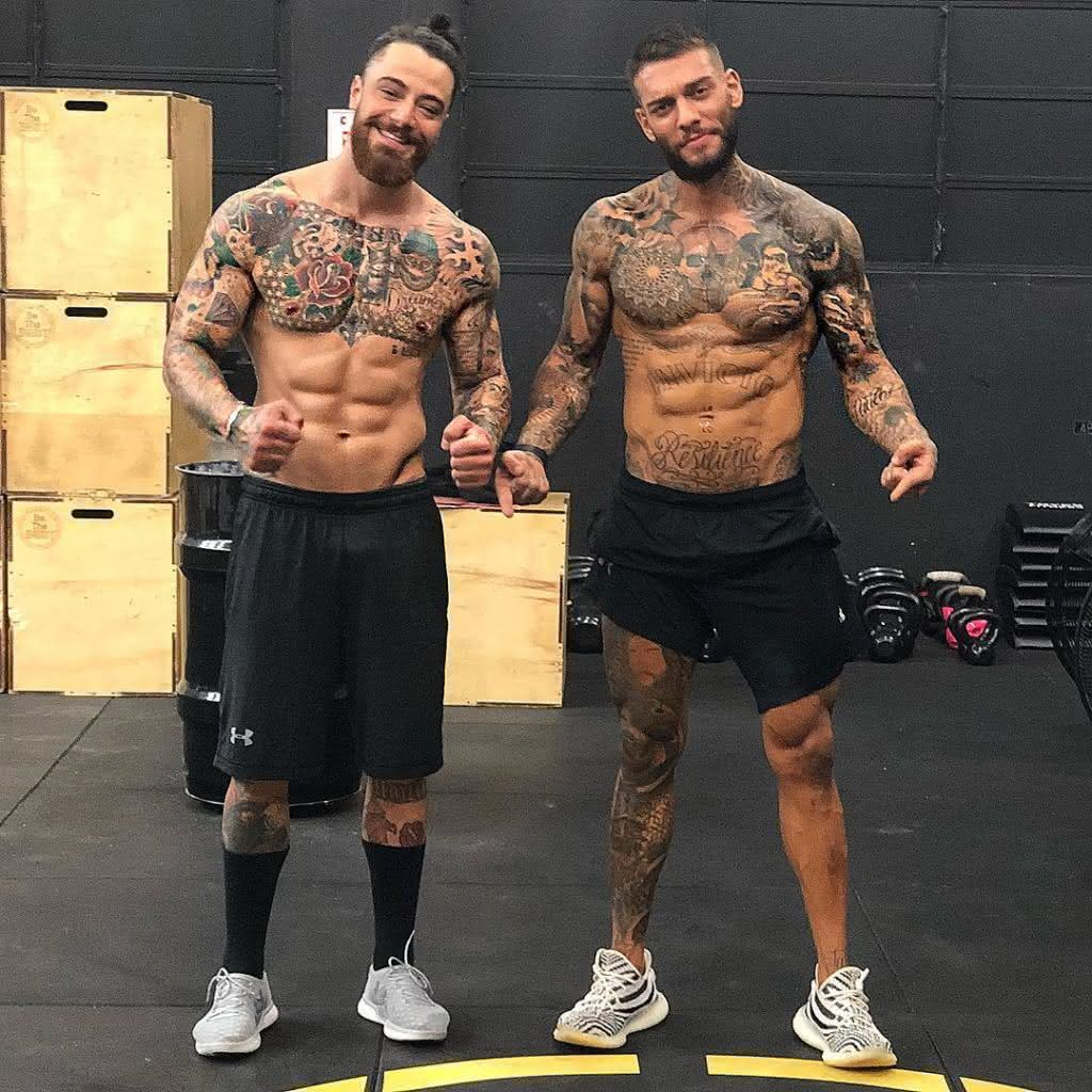 Tatuagens Masculinas 2019