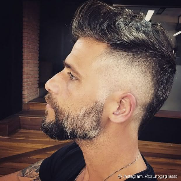 Cortes de cabelo masculino degradê 2020