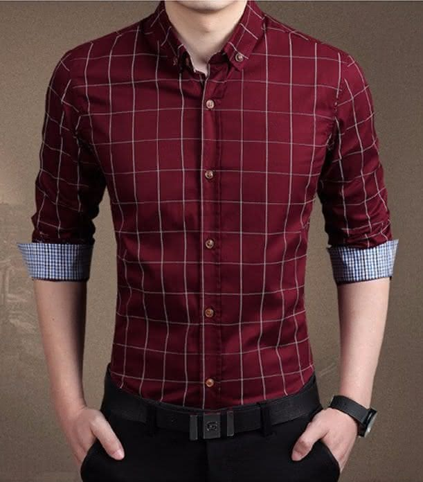 Camisas Masculinas 2020