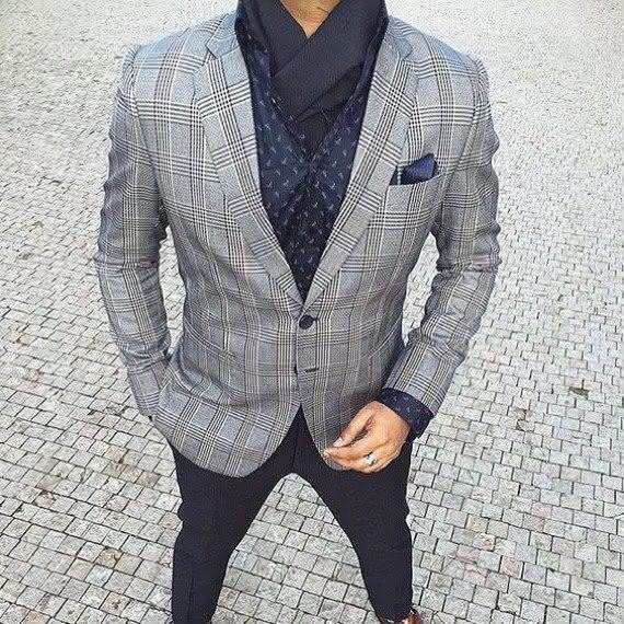 Moda masculina inverno 2020