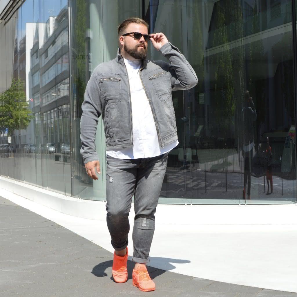 Moda Plus Size Masculina 2020