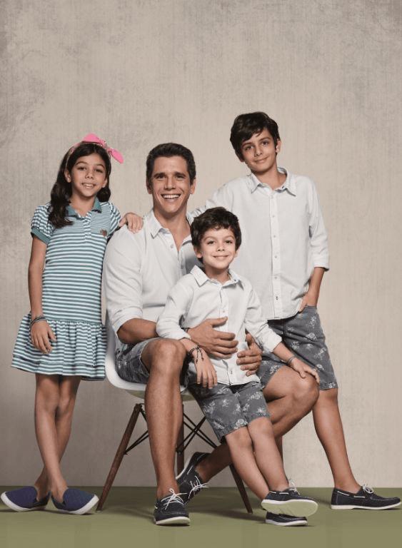 Moda Pai e Filho 2020