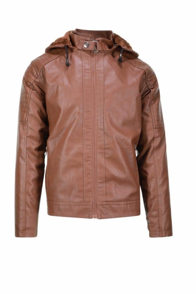 Jaquetas masculinas marrom 2020