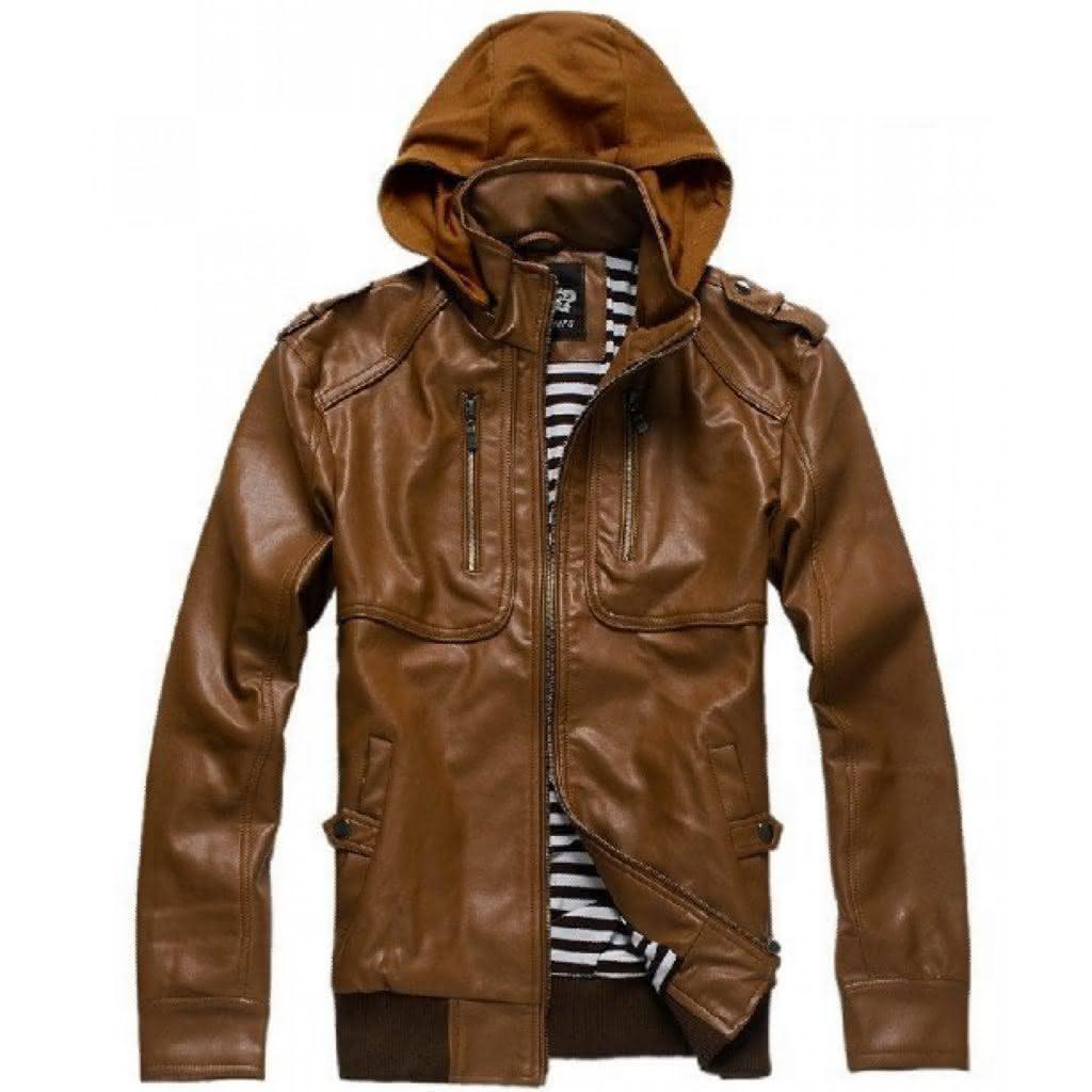 Jaquetas masculinas 2020 marrom