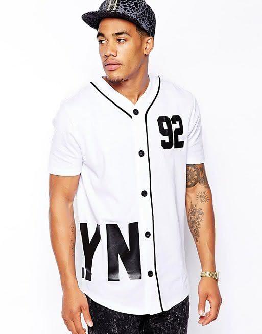 Camisa Jersey Masculina 2020