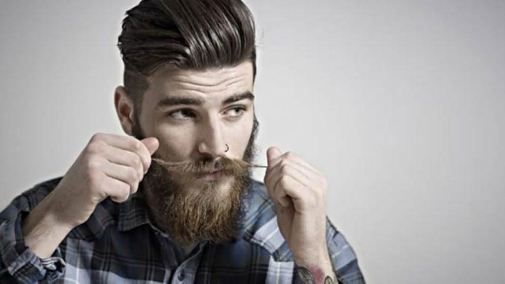 Como Usar Minoxidil na Barba