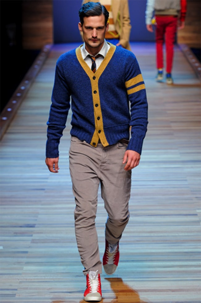 Moda Masculina Inverno 2021